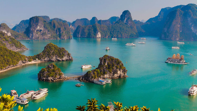 The 10 Best Places to visit in Vietnam