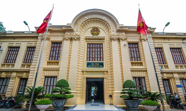 Museum of Vietnamese Revolution