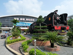 Danang Train Station to Hoi An by Car