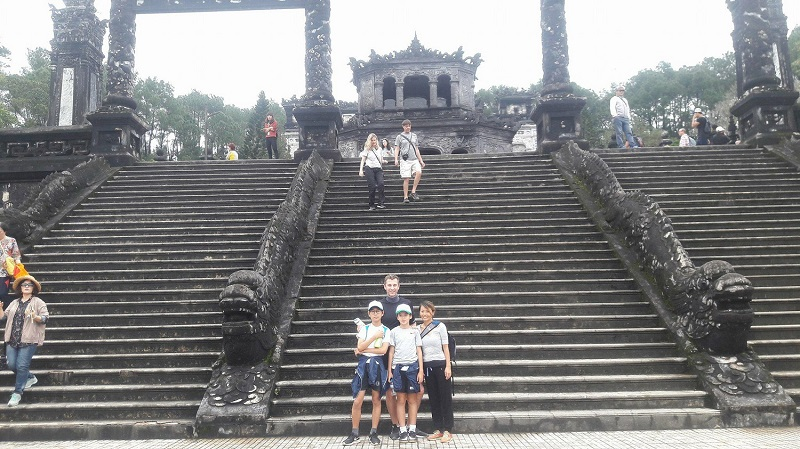 Hue Royal Tombs