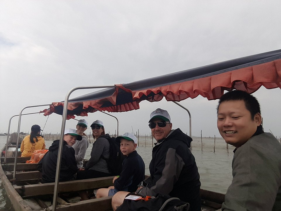 Hue Motorcycle and Fishing Tour