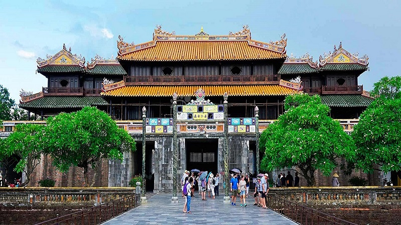 Hue City Day Tour from Danang & Hoi An