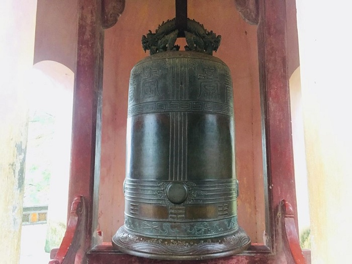 Great Bell in Thien Mu