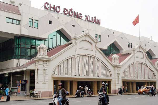 Dong Xuan Market: Best Place for Shopping in Hanoi Vietnam