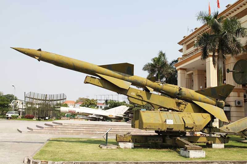 Air Force & Air Defense Museum Hanoi Vietnam: Things to Know