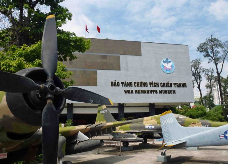 War Remnants Museum Saigon: A Must See in Ho Chi Minh City