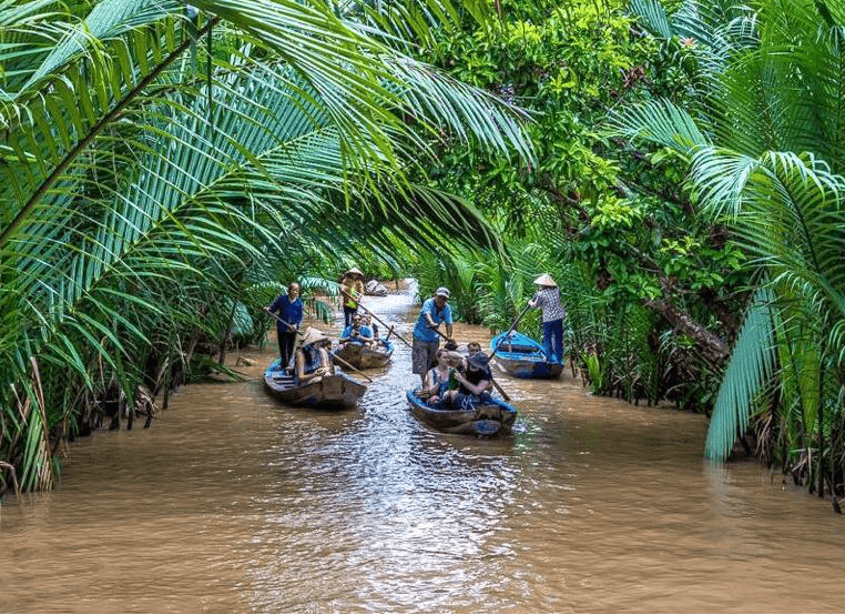 Day Tours to Mekong Delta