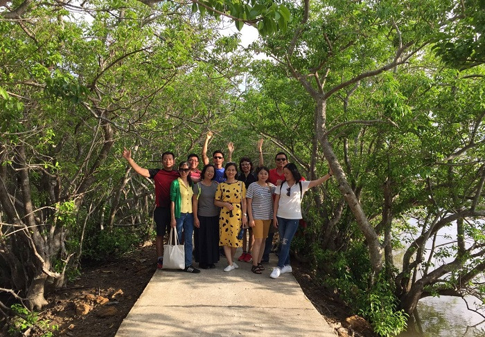 Ru Cha Mangrove Forest - Discovering pristine beauty of Hue Countryside