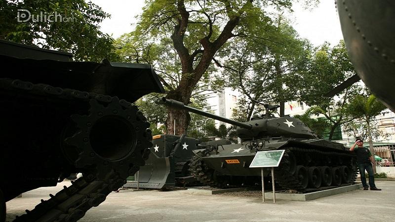 War Museum, Ho Chi Minh City